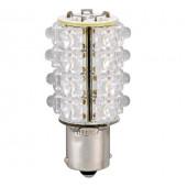 Ampoule BA15D 20 Leds Blanc Neutre Kent