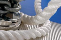 Polyamide Toronné Polymérisé Blanc Diam. 18mm Lancelin