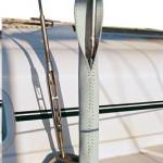 2 Protèges Ridoirs en Croûte Long.550mm Botalo
