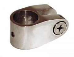 Collier de Capote Inox pour Tube Ø25mm Plastimo