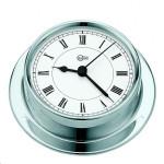 Horloge de Bord Chromé