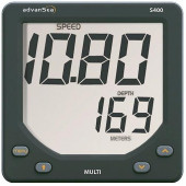 Sondeur/Loch-Speedo MULTI S400 Advansea