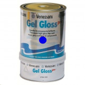 Laque Bleu Atlantide GELGLOSS 0.75L Boero
