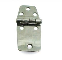 Charnière Inox Poli 38.5x84mm Kent