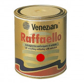 Antifouling Raffaello Carbonium Rouge 2.5L Boero