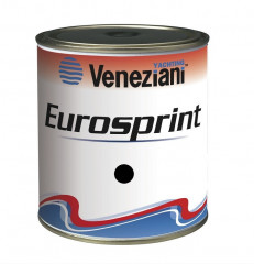Antifouling Eurosprint Noir 0.75L Boero