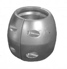 Anode Noix d'Arbre Ø28mm Tma