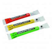 Kit de 3 Batons Cyalume Rouge Vert Jaune 4w for water