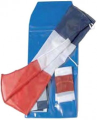 Pochette 3 Pavillons Grande Taille 4w for water